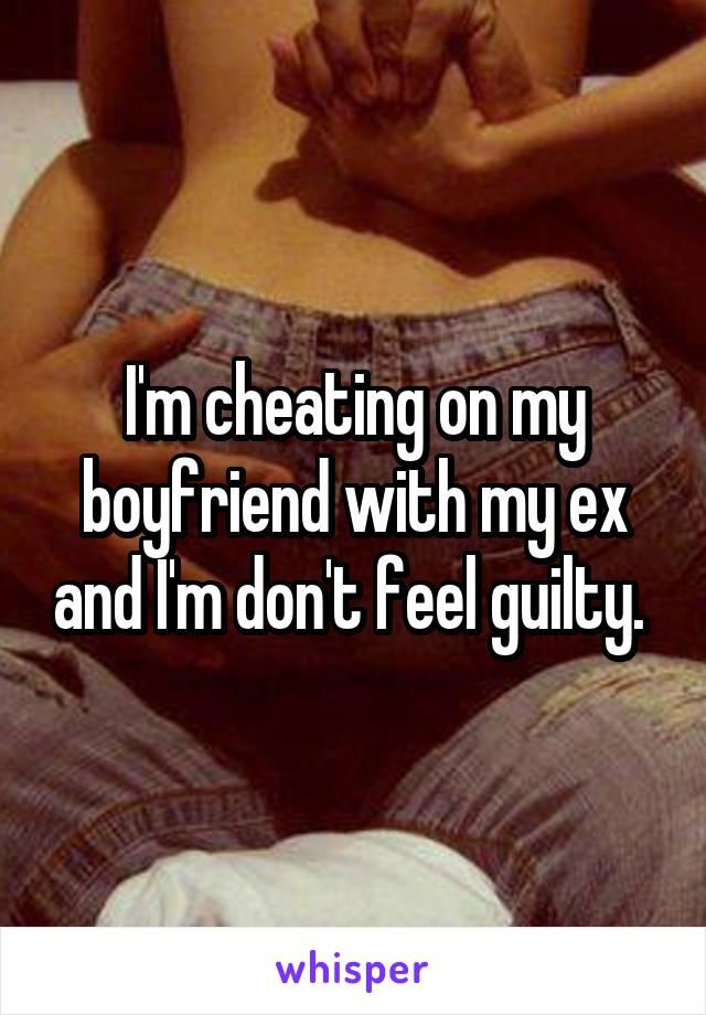 My Boyfriend Ex Cheating 5 Important