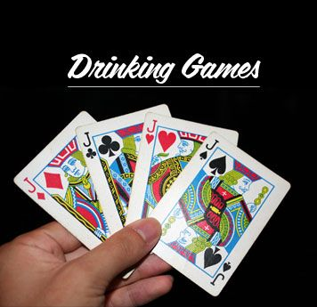 Funny drinking card games