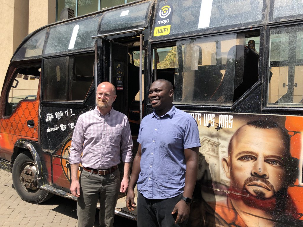 Scooper - kenya For You News: us-embassy-installs-free-wifi