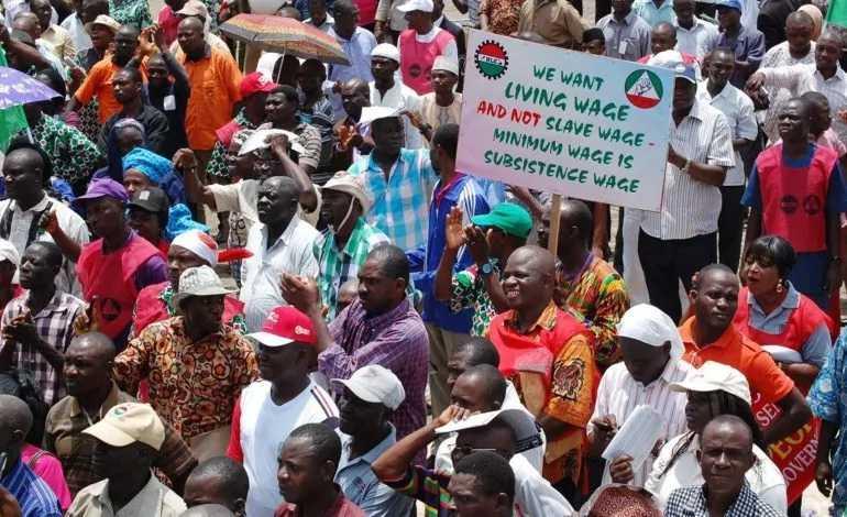 Scooper - Business News: Nigeria minimum wage salary scale