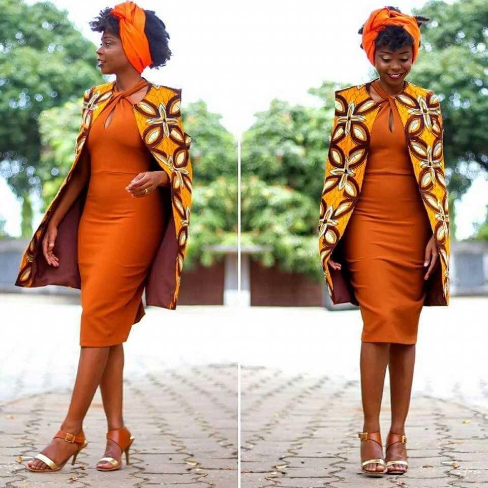 Scooper Fashion News Latest Kitenge Dress Designs For Kenyan Girls