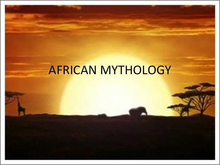 Scooper - Education News: 10 Mythical Creatures in Africa and Their