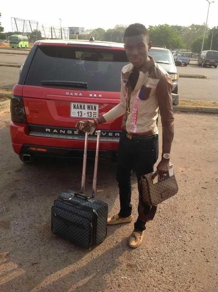 🔥 Richest scammer in ghana