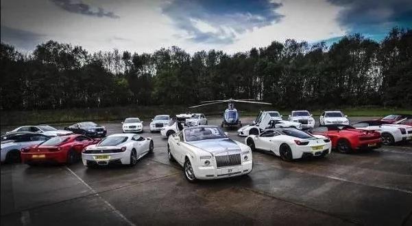 Scooper - Business News: Aliko Dangote Cars, Private Jet and
