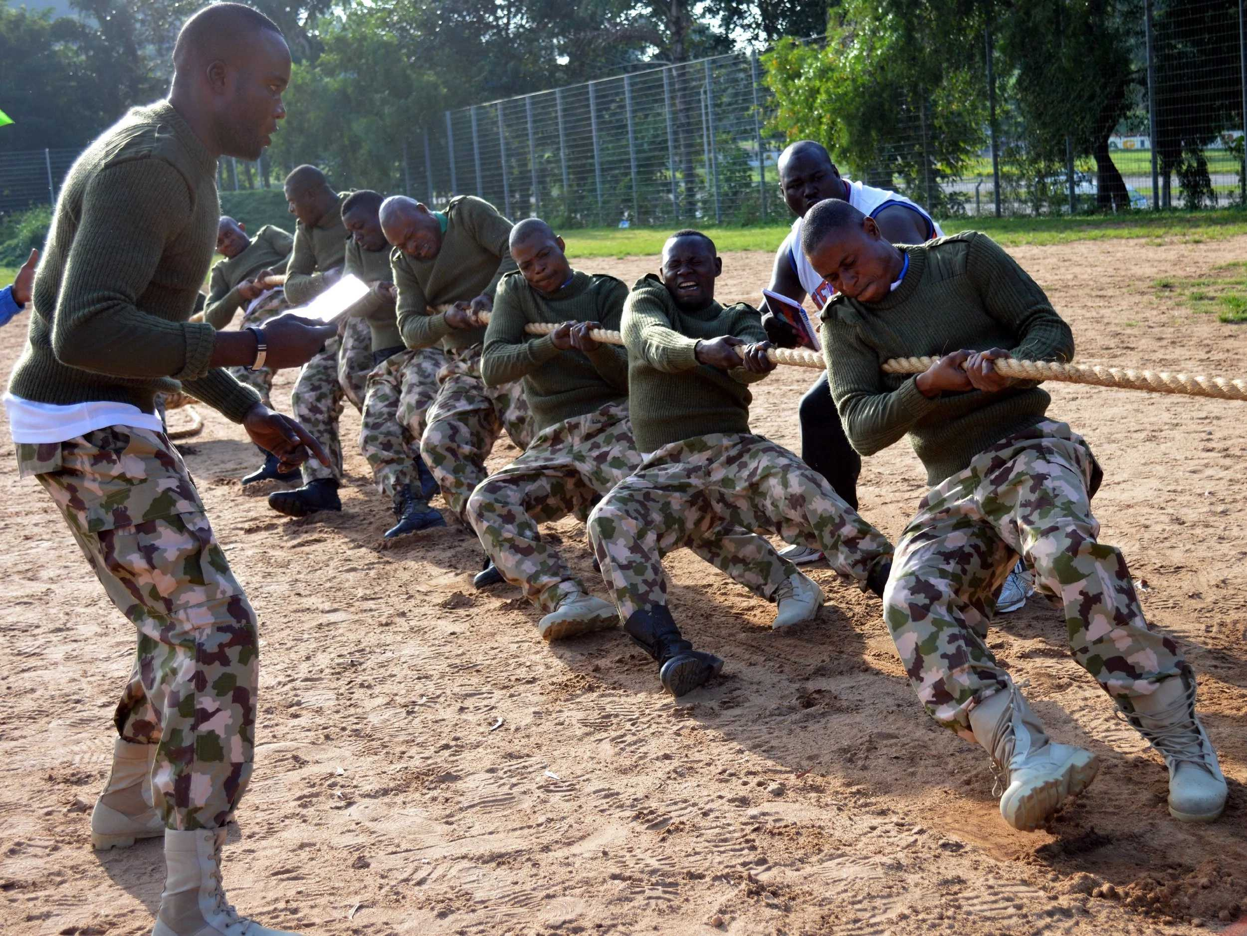 Scooper - Education News: Nigeria Army form 2018 is out