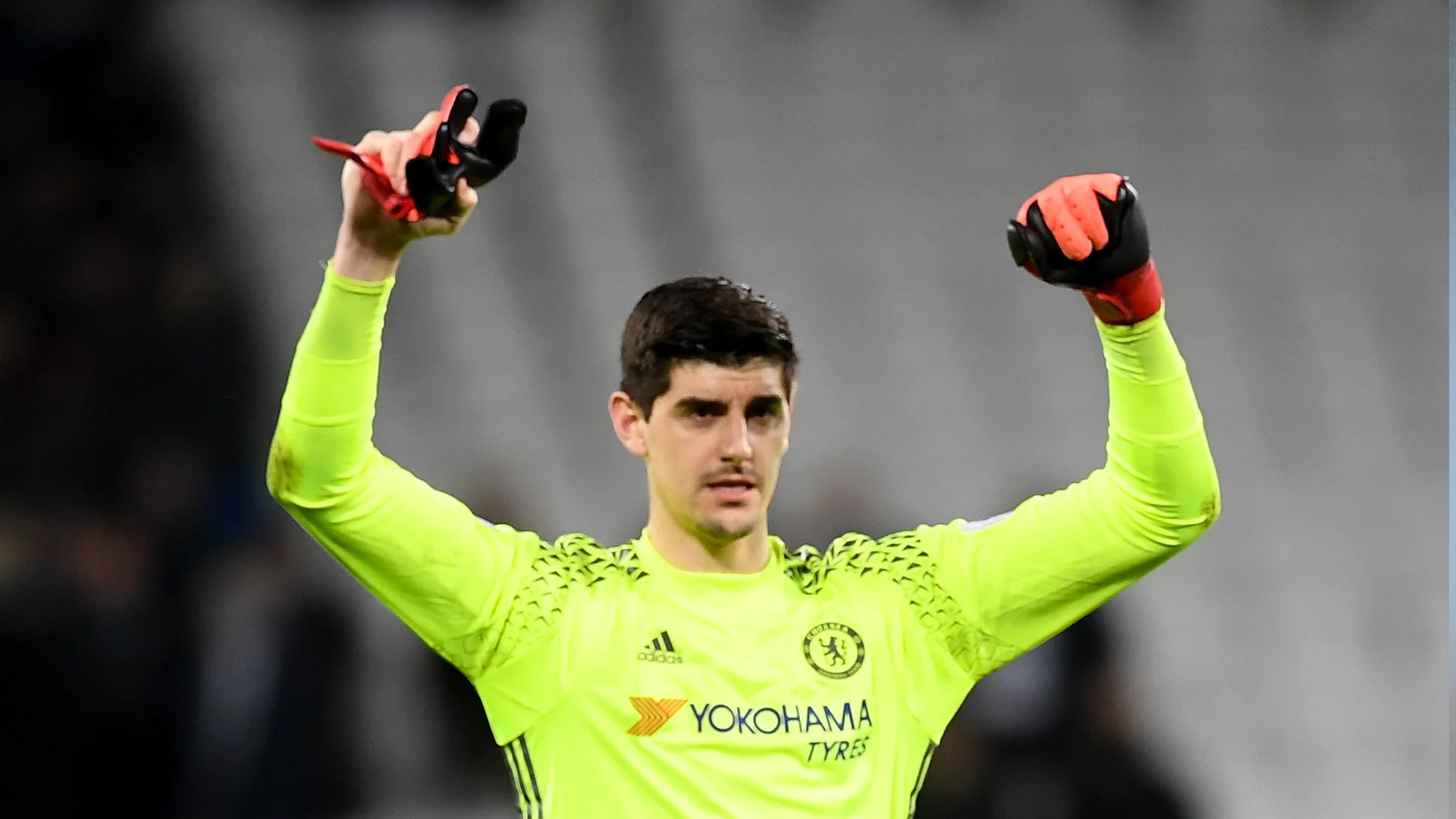 Chelsea Goalie Thibaut Courtois Reveals His Heart Is In Madrid