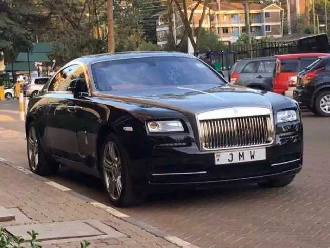 Scooper Vehicles News Who Owns The Most Expensive Car In Kenya