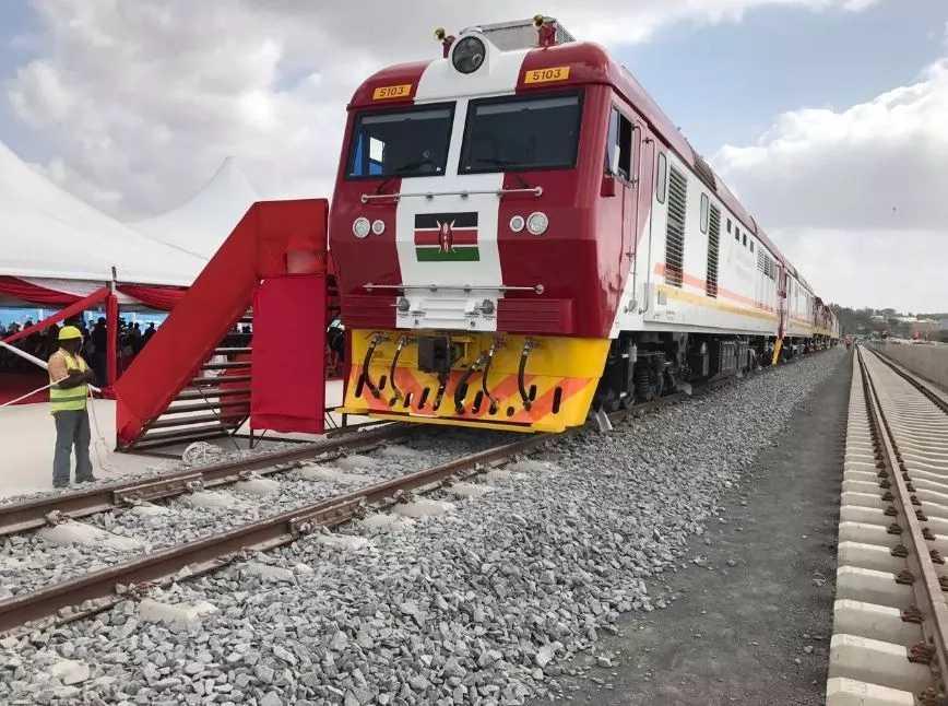 Scooper - Business News: SGR online booking Kenya