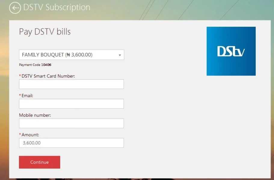 Scooper - Technology News: Quickteller DStv, GoTv & StarTimes