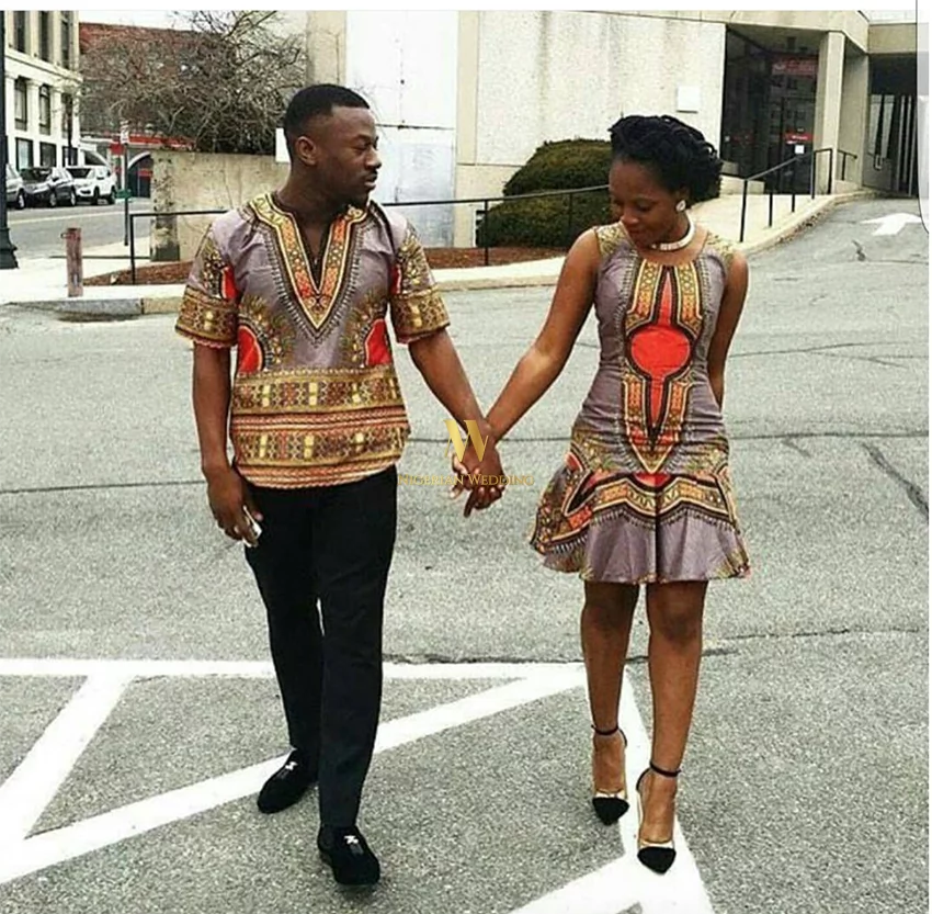 Scooper Fashion News Best African Kitenge Designs For Couples