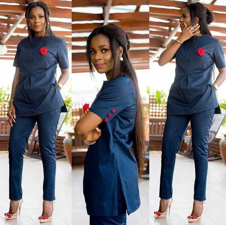 Scooper Femininity News Cute Kitenge Designs For Slim Ladies That Are Trending In Kenya