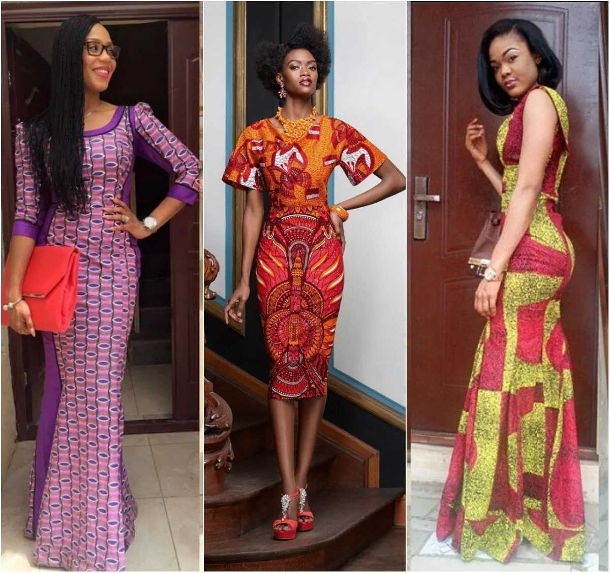40aa818ded With Ankara styles, you will always look trendy and modern. The female  Ankara look is mainly chic and elegant.