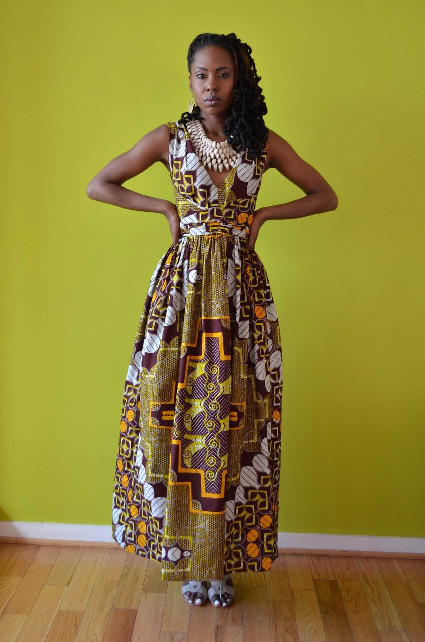 ce29426f3ea44 Scooper - Fashion News: Kitenge designs for breastfeeding mothers ...