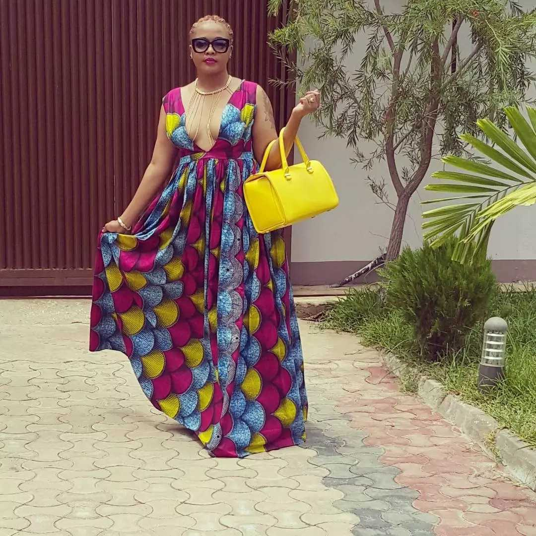 35157ab779677 Probably, even before we get to that point, let us outline what it takes to  rock this fashion. Trendy Kitenge designs for breastfeeding mothers ...
