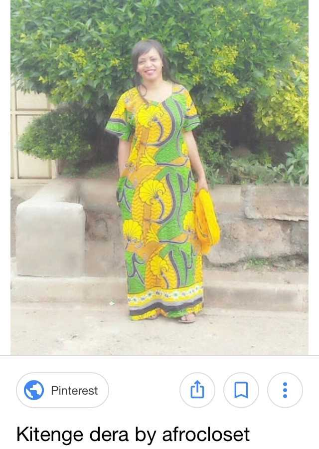 197ad4eb19568 These Kenyan Kitenge designs are in fashion, and you will always blend in  perfectly hiding your belly until it is overgrown. Like the maxi dress, ...