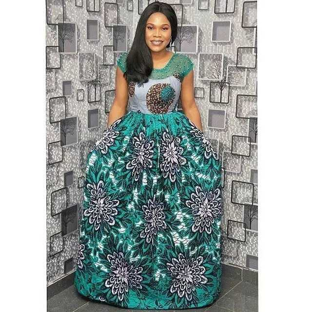 Scooper Fashion News Best Ankara Designs For Gowns In 2018
