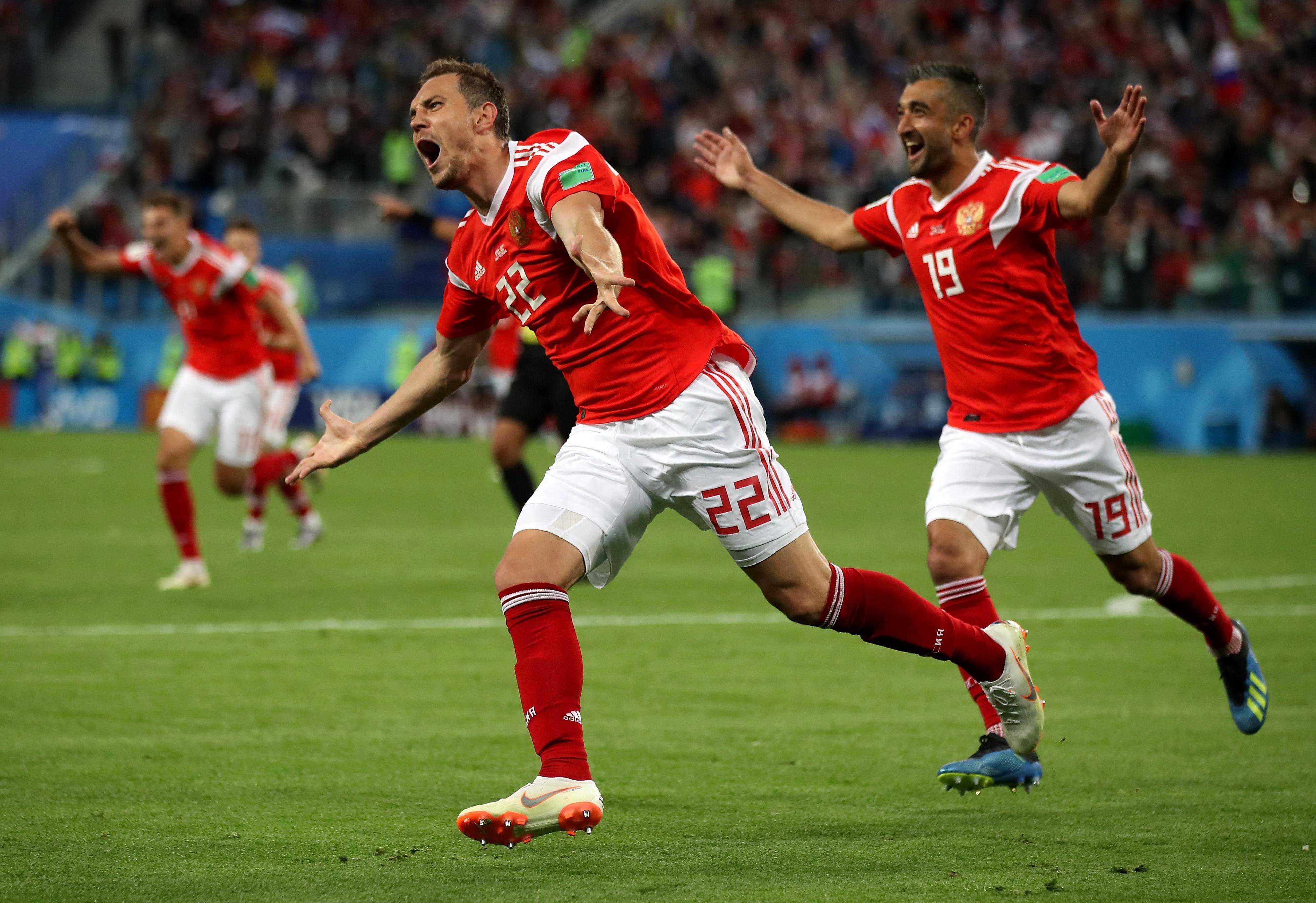 Scooper Football News Live On Talksport Uruguay V Russia Preview