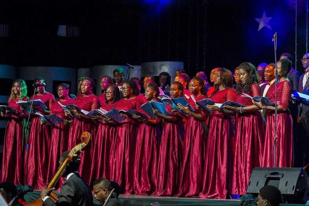 Scooper Fashion News Nigerian Choir Uniform Ideas