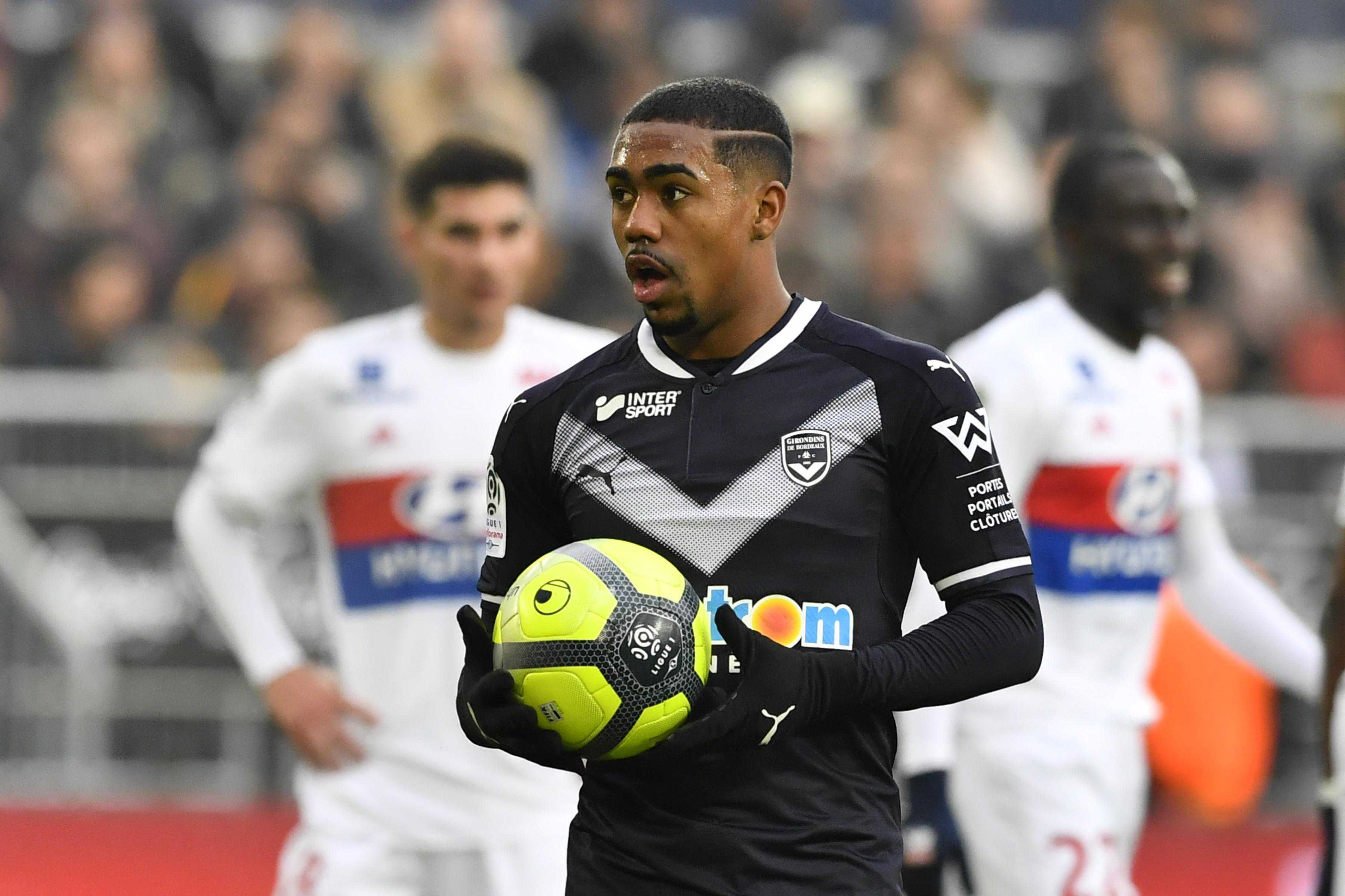 Scooper Football News Shopping Mal Tottenham Reopen Discussions To Sign Bordeaux S Brazilian Winger Malcom