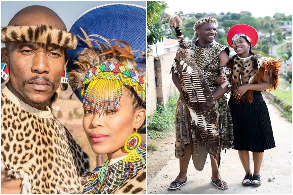 Fashion News: Zulu Traditional Wedding Attire