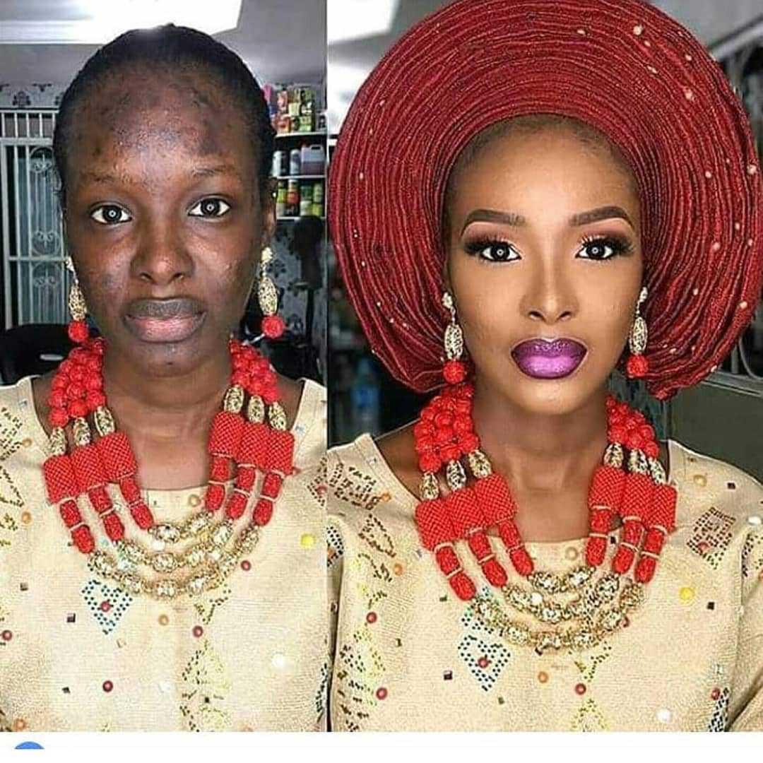 Scooper - Femininity News: Amazing Makeup Transformation