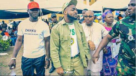 Scooper - Lifestyle News: Davido: This is why singer is in