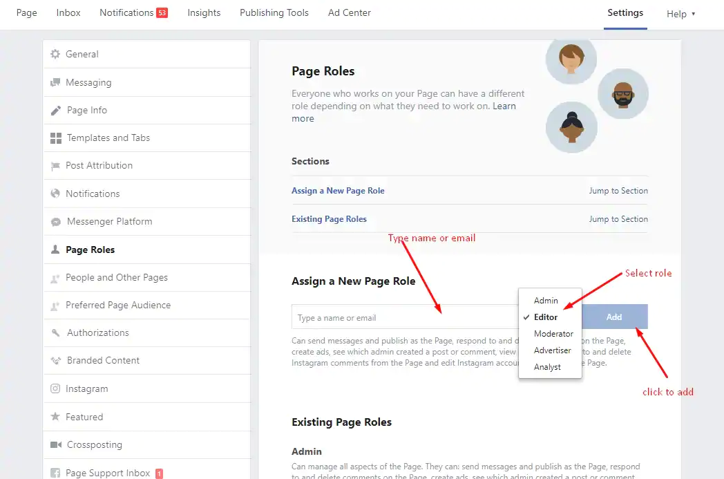 Scooper - Entertainment News: How to add an admin to a
