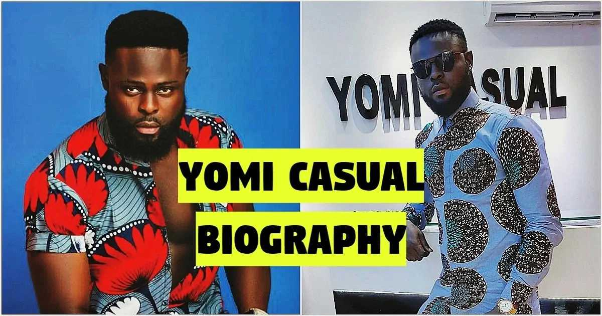 Scooper Fashion News Yomi Casual S Biography And Awards