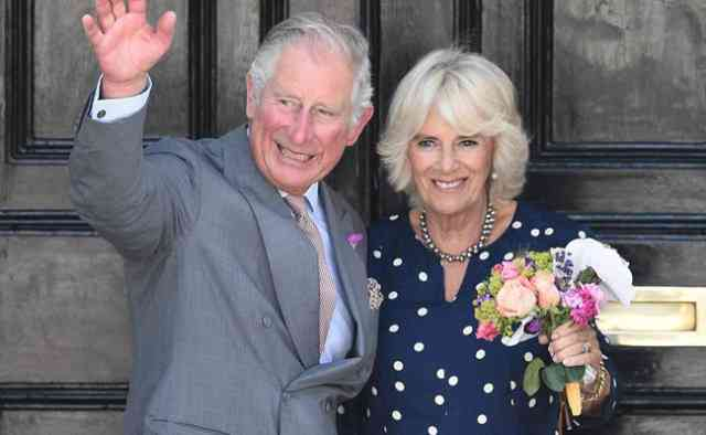 Scooper - Business News: Royal visit: Prince Charles looking