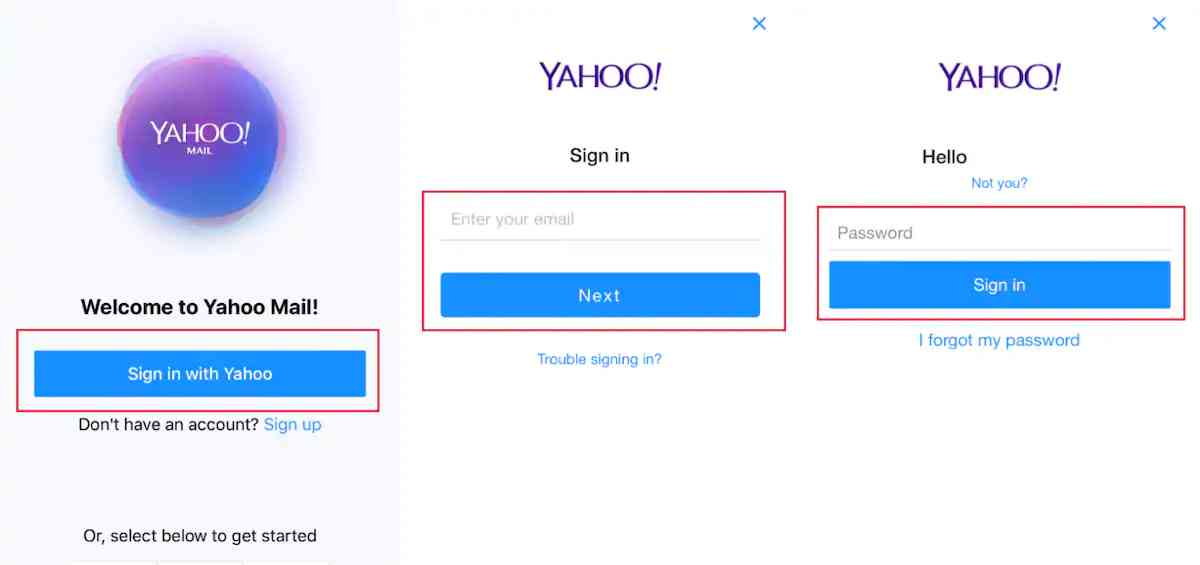Scooper - Education News: How to change Yahoo mail password