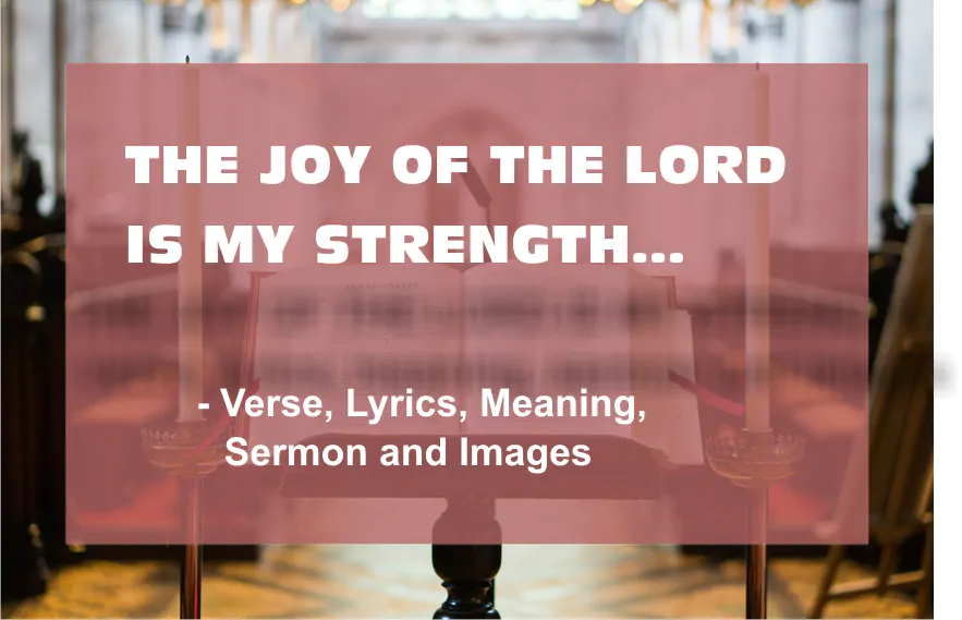 Scooper - Education News: The joy of the Lord is my strength