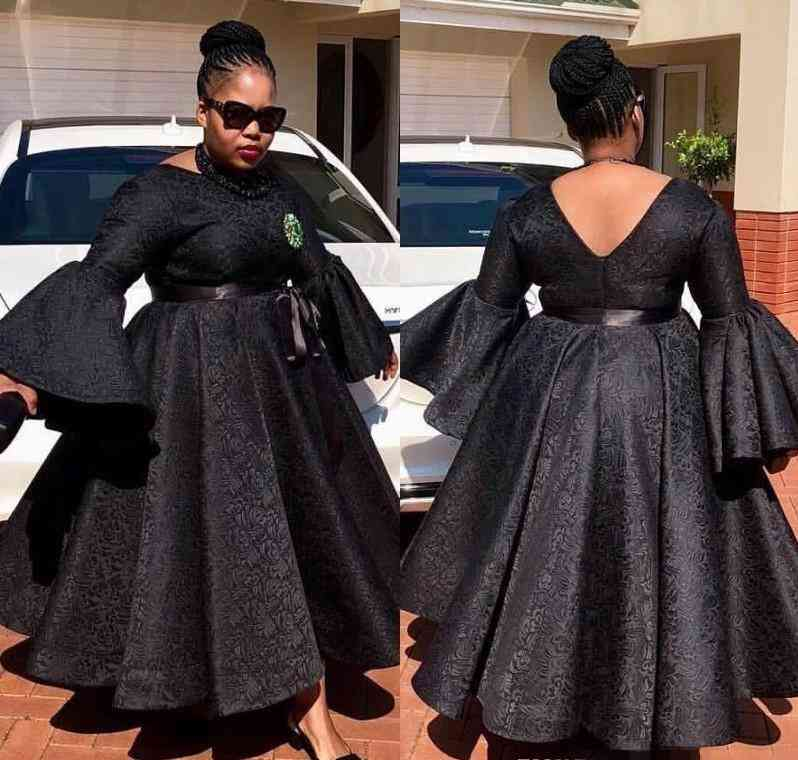 Scooper Fashion News Plus Size Dresses For Wedding Guests In Nigeria
