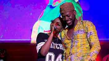 300 Guests Expected At Simi Adekunle Gold S Wedding