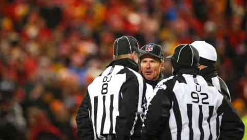 Scooper Sport News Super Bowl Referee Crew Bodes Well For Rams