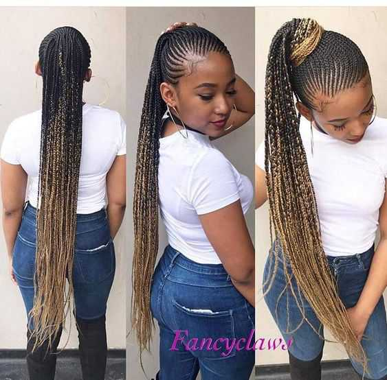 Scooper Ghana Fashion News Cornrows Braided Hairstyles 100 African Hair Braiding Styles Pictures 2019 Fashionstyle Ng