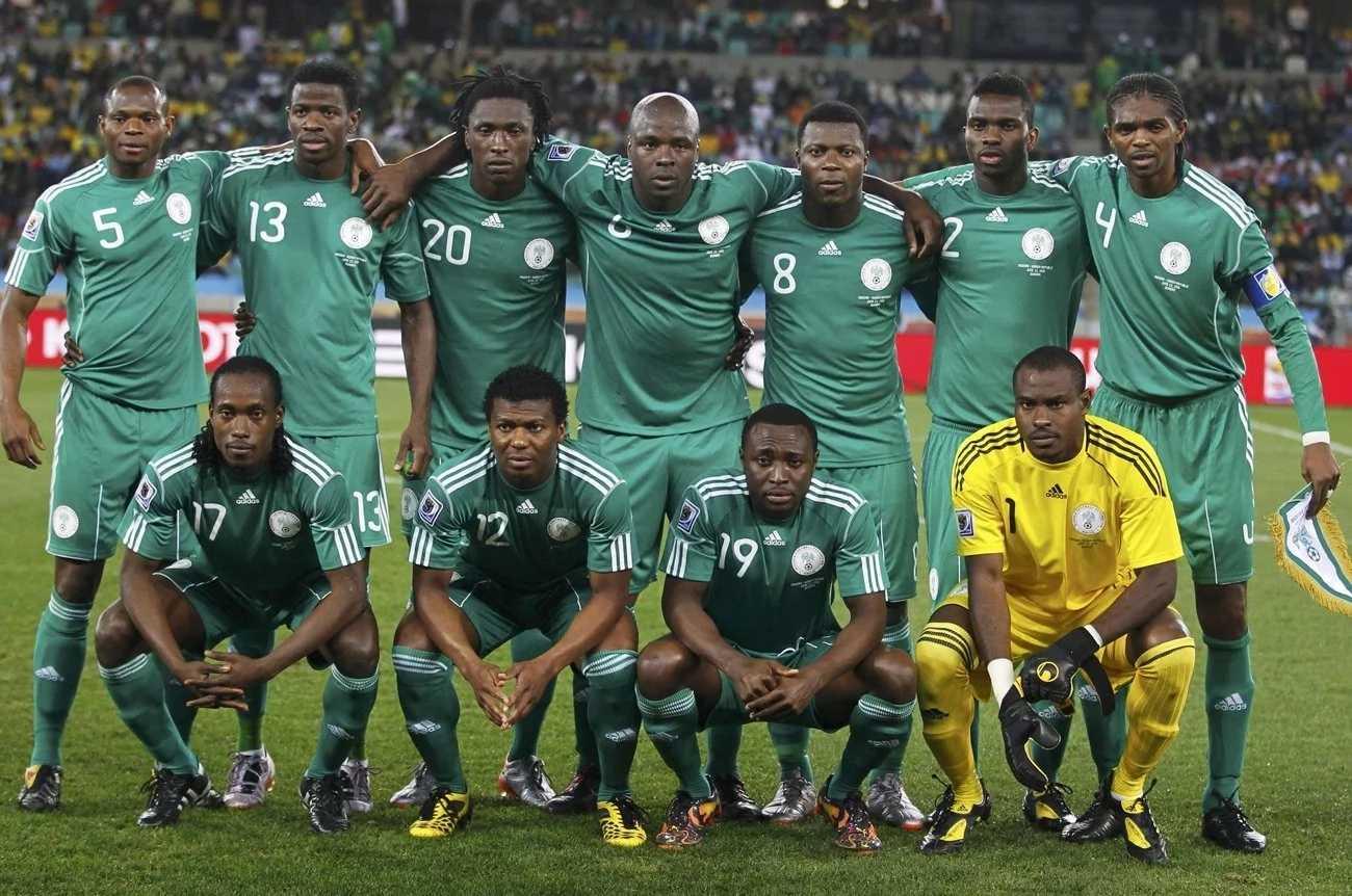 Scooper - Football News: Nigeria's squad in 2010 World Cup: Where ...