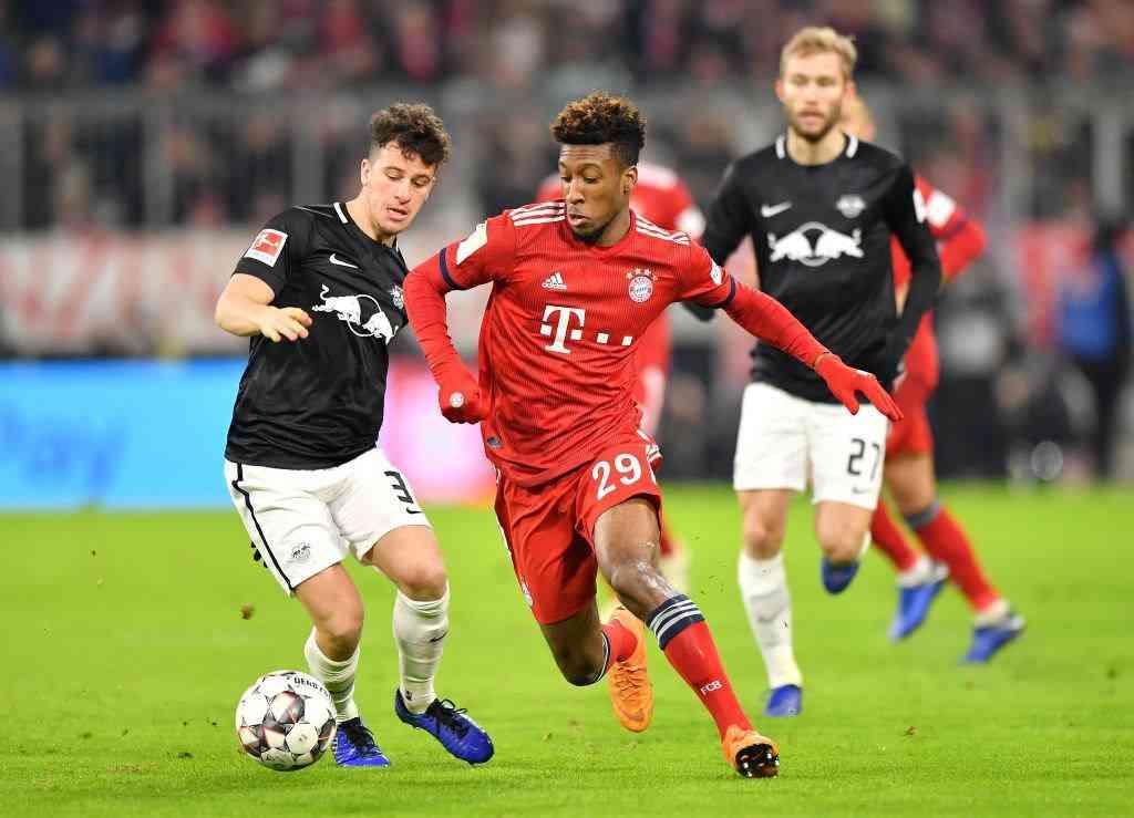 Scooper - Sport News: Bayern Munich superstar Kingsley Coman ...