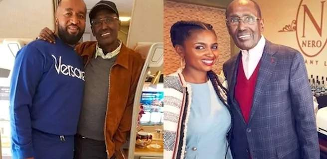 Scooper Entertainment News Kenyans Excited After Spotting Healthy Billionaire Businessman Chris Kirubi Months After Receiving Treatment